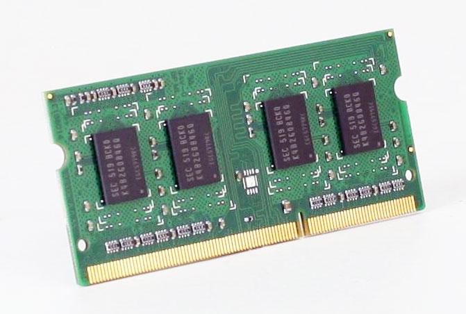 DIMM SO-DDR-3 4GB